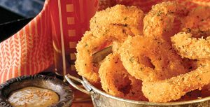 Favorite Onion Ring Dips