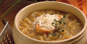 Classic Onion Soup